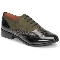 Zapatos Mujer Derbie Moony Mood NOULIME Kaki