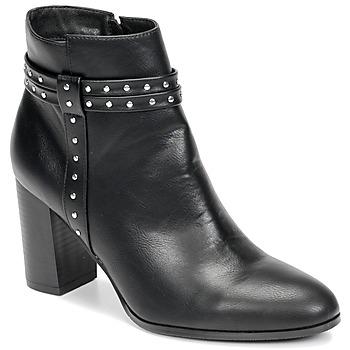 Zapatos Mujer Botines Moony Mood NINOU Negro