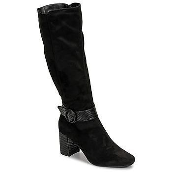 Zapatos Mujer Botas urbanas Moony Mood NISTI Negro