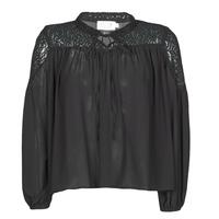 textil Mujer Tops / Blusas Molly Bracken R1521H20 Negro