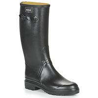 Zapatos Hombre Botas de agua Aigle CESSAC Negro