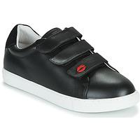 Zapatos Mujer Zapatillas bajas Bons baisers de Paname EDITH LEGENDE Negro