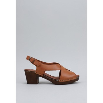 Zapatos Mujer Sandalias Sandra Fontan CRUZADA Marrón