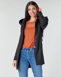 textil Mujer Abrigos Moony Mood NANTE Negro