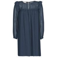 textil Mujer vestidos cortos Moony Mood NIORT Marino