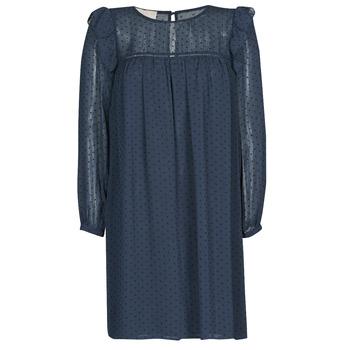 textil Mujer Vestidos cortos Moony Mood BREYAT Marino