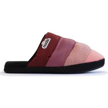 Zapatos Pantuflas Nuvola. Zapatilla de estar por casa Zueco Colors Suela de Goma. Pink