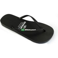 Zapatos Mujer Chanclas Brasileras Chanclas de playa ®, Classic W SS19 Black