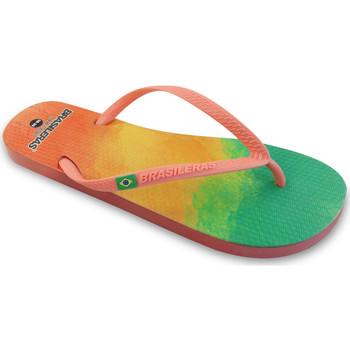 Zapatos Mujer Chanclas Brasileras Chancla ®, Cosmic Pink