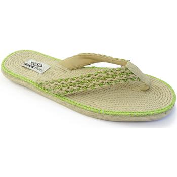 Zapatos Mujer Chanclas Brasileras Spar IND Green