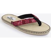 Zapatos Mujer Chanclas Brasileras Spar 500 Red