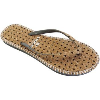 Zapatos Mujer Chanclas Brasileras Hip Corner Grey