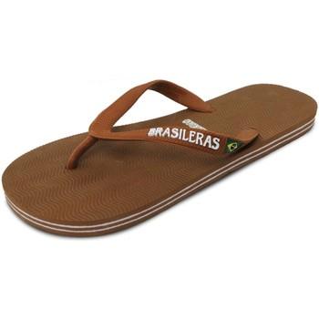 Zapatos Chanclas Brasileras Clasica LT.Brown