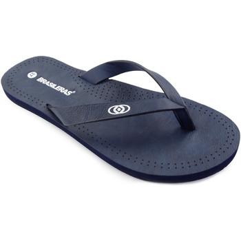 Zapatos Mujer Chanclas Brasileras Grain Blue