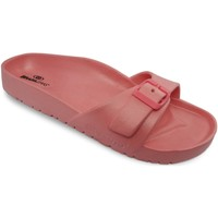 Zapatos Mujer Zuecos (Mules) Brasileras Dr. Comfy 100 Coral
