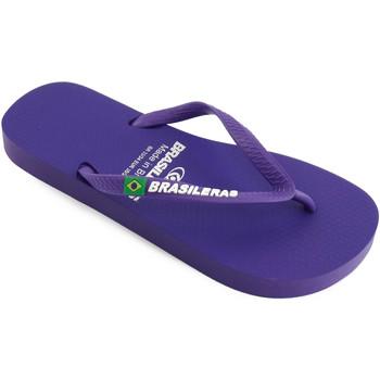 Zapatos Mujer Chanclas Brasileras Chanclas de playa ®, Classic W SS19 Purple