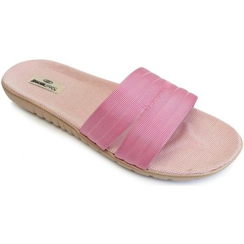 Zapatos Mujer Sandalias Brasileras Tren Pala Pink