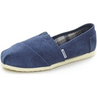 Zapatos Hombre Alpargatas Espargatas Cal Blue