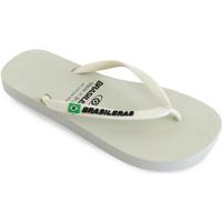 Zapatos Mujer Chanclas Brasileras Chancla ®, Classic W SS19 White