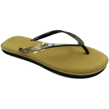 Zapatos Mujer Chanclas Brasileras Softy Brown