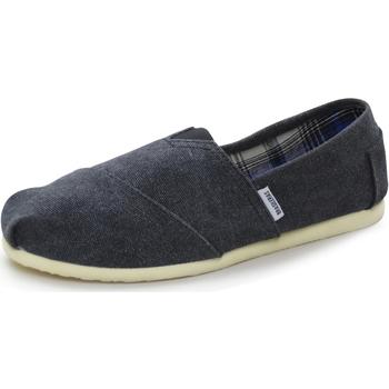 Zapatos Hombre Alpargatas Espargatas Cal Black
