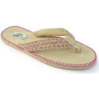 Zapatos Mujer Chanclas Brasileras Spar IND Fuchsia