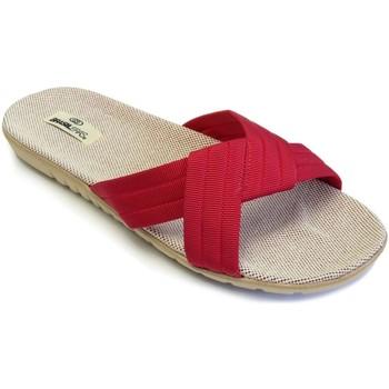 Zapatos Mujer Sandalias Brasileras Tren 50 Classic Red