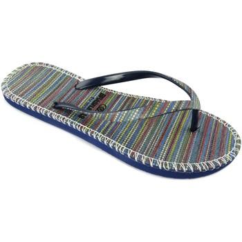 Zapatos Mujer Chanclas Brasileras Hip Blue