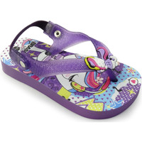 Zapatos Niños Chanclas Brasileras Printed 20 Baby Flow Purple