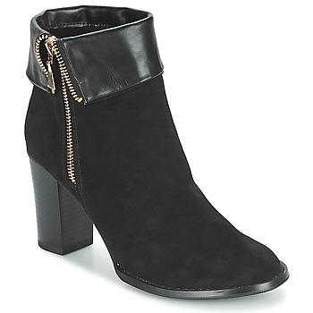 Zapatos Mujer Botines Moony Mood FRISETTE Negro
