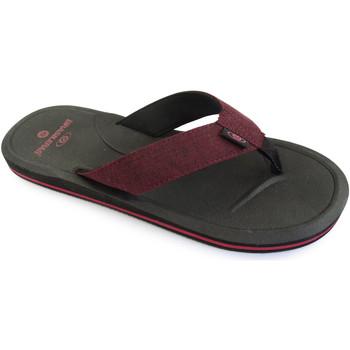 Zapatos Hombre Chanclas Brasileras Ox Black