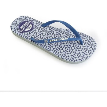 Zapatos Mujer Chanclas Brasileras Feel BCN Panot Blue