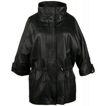 textil Mujer cazadoras Zerimar EFFERVESCENT Negro