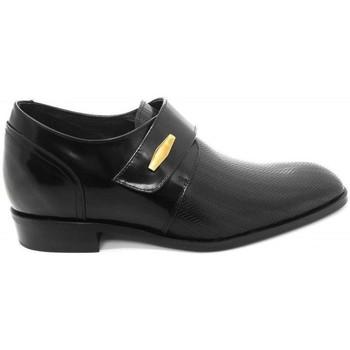 Zapatos Hombre Derbie Zerimar KINGSTOWN Negro