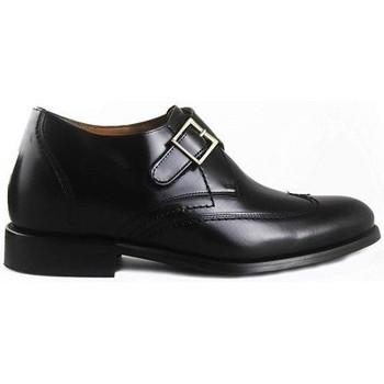 Zapatos Hombre Derbie Zerimar KAZAJISTÁN Negro
