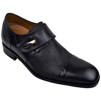 Zapatos Hombre Derbie Zerimar KAMPALA Negro