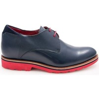 Zapatos Hombre Derbie Zerimar ISLANDIA Azul
