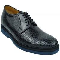 Zapatos Hombre Derbie Zerimar GEORGIA Negro