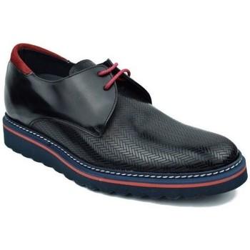 Zapatos Hombre Derbie Zerimar EREVÁN Negro