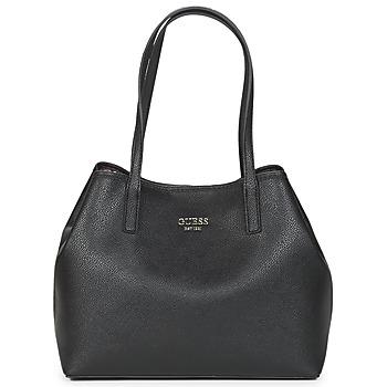 Bolsos Mujer Bolso shopping Guess VIKKY TOTE Negro