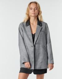 textil Mujer Abrigos Kaporal LEILY Negro