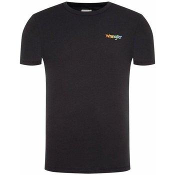 textil Hombre Tops y Camisetas Wrangler T-shirt  Good times bleu