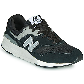 Zapatos Hombre Zapatillas bajas New Balance 997 Negro / Silver