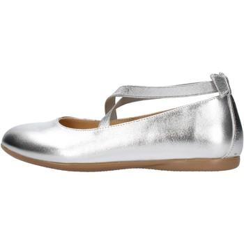 Zapatos Niño Deportivas Moda Platis - Ballerina argento P2080-2 ARGENTO