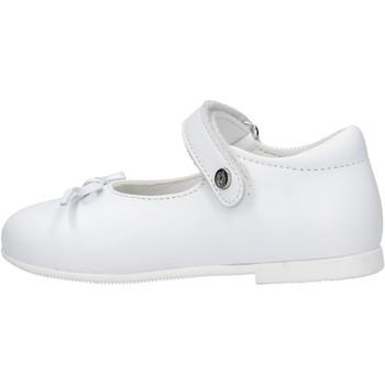 Zapatos Niño Deportivas Moda Naturino - Ballerina bianco BALLET-0N01 BIANCO