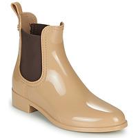 Zapatos Mujer Botas de agua Lemon Jelly PISA Beige