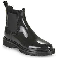 Zapatos Mujer Botas de agua Lemon Jelly BLOCK Negro