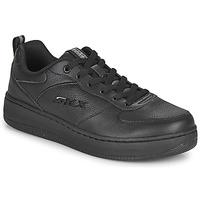 Zapatos Mujer Zapatillas bajas Skechers SPORT COURT 92 Negro