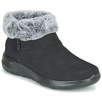 Zapatos Mujer Botas de caña baja Skechers ON-THE-GO JOY Negro