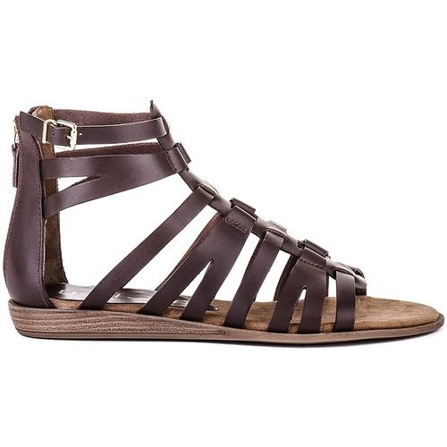 Zapatos Mujer Sandalias Unisa Sandálias Amelia_OL Marrón